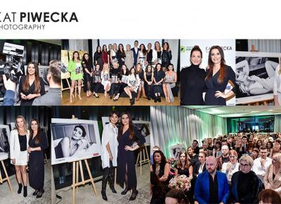 Piękne fotografie gwiazd na wystawie utalentowanej Kat Piweckiej – Marta Rodzik