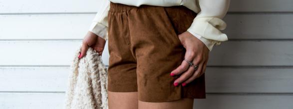 Camel boot – Eat Make Up Dress