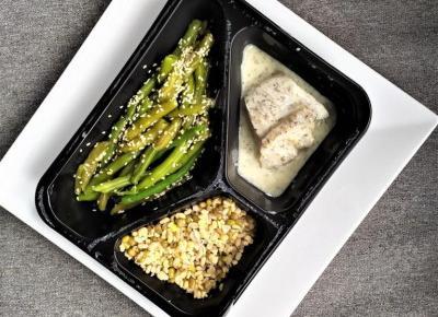 CATERING DIETETYCZNY - moje wrażenia z diety pudełkowej! |