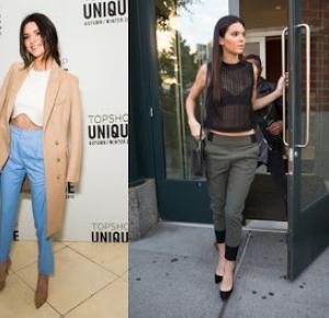 How to dress like: Kendall Jenner