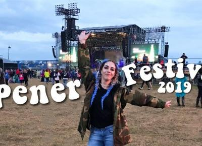 Opener Festival 2019 🦋 Rudimental & Lana Del Rey