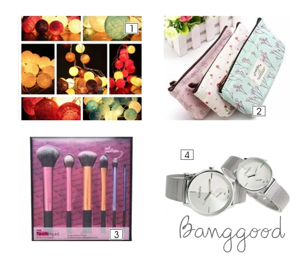 Martyna Blog: Banggood wishlist
