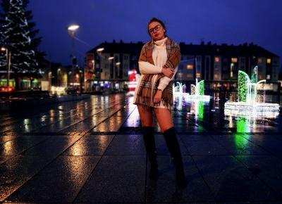 CHRISTMAS LIGHTS - Martyna Kochanowska, czyli do something amazing