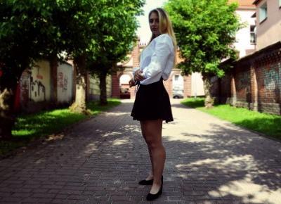 BACK TO SCHOOL   PART 2 - Martyna Kochanowska, czyli do something amazing