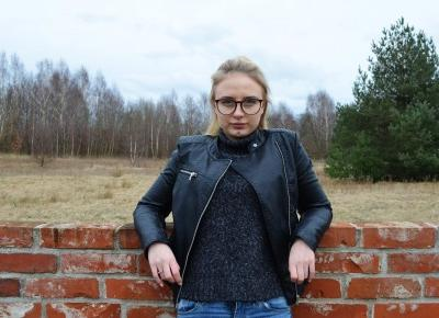 Martyna Kochanowska, czyli do something amazing: Little nerd