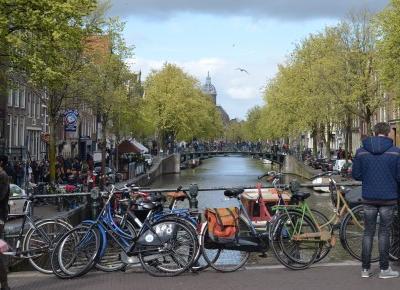 Martyna Kochanowska, czyli do something amazing: Amsterdam trip