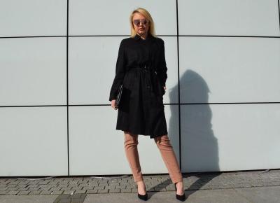 Martyna Kochanowska, czyli do something amazing: Classy with nude