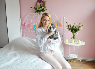 Martyna Kochanowska, czyli do something amazing: EASER ROOM DECOR