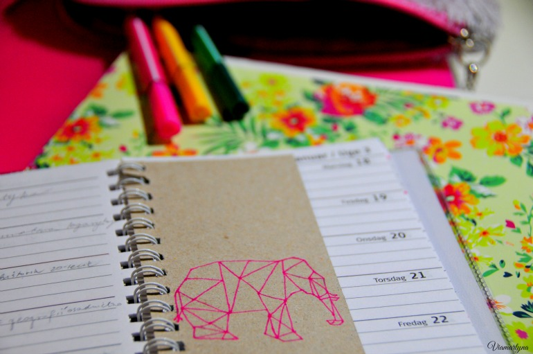 How to survive a hard week at school? - Via Martyna