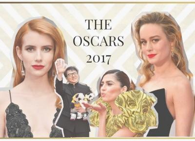 Via Martyna: 89th Oscars: My favourite looks