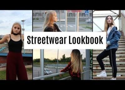 STREETWEAR LOOKBOOK | Alessandra & Martyna