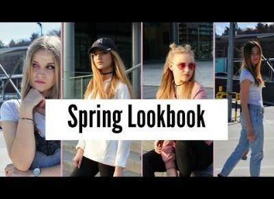 SPRING LOOKBOOK 2017 | Alessandra & Martyna
