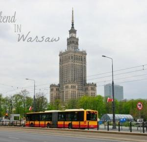 Weekend in Warsaw - Via Martyna
