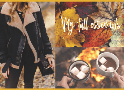 Via Martyna: Autumn essencials with Zaful
