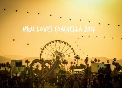Via Martyna: H&M Loves Coachella 2017!