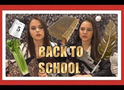 PARODIA BACK TO SCHOOL