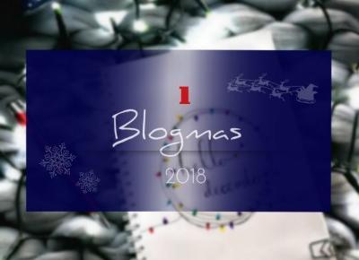 Początek grudnia, Bullet Journal... #Blogmas1