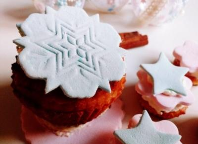 cytrynowe muffiny i masa cukrowa. moje pastelove święta | Matczysko