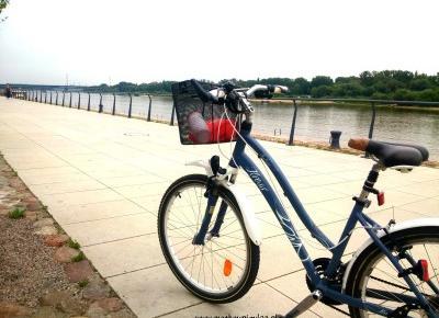 Z perspektywy siodełaka Warszawa da się lubić - rowerem po stolicy