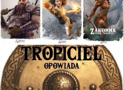 Mniej niż 0 - Mini Recenzje:  Bajki krasnoludzkie:Tropiciel/Czarownica/Zakonna Małgorzata Lisińska
