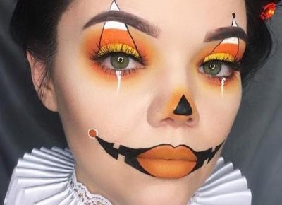 Inspiracje: Haloween Makeup 2017 | Mav