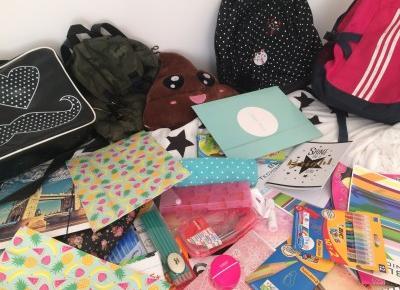 Maya Booorysewicz: Haul back to school!