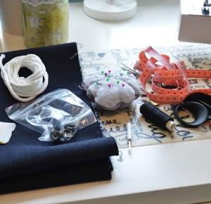 MAYUM: Jak uszyć|| Plecak Worek by Mayum