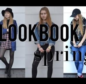 LOOKBOOK spring || ItsMaya