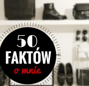 MAZGOO: 50 FAKTÓW O MNIE !
