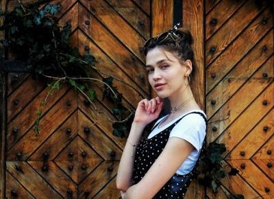 Retro Outfit/ Sukienka w Groszki - 5 dodatków, z którymi uwielbiam ją łączyć