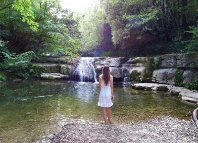 Noc pod Gwiazdami, Wieże z Ludzi, Plaże i Wodospady - Wymiana Szkolna z Katalonią