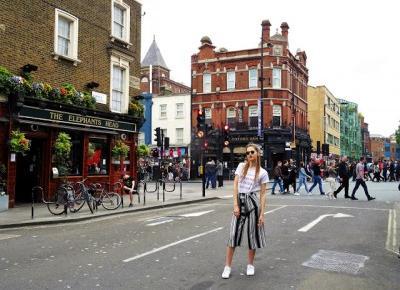 London Girl - Outfit/ Co jest niezwykłego w Londynie? - ModoEmi