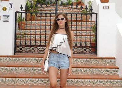 LOOKBOOK z Hiszpanii - na pożegnanie lata - ModoEmi