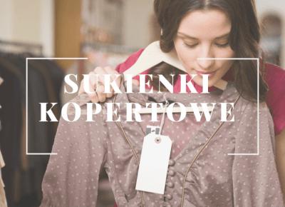 Sukienka Kopertowa - propozycje na 2019