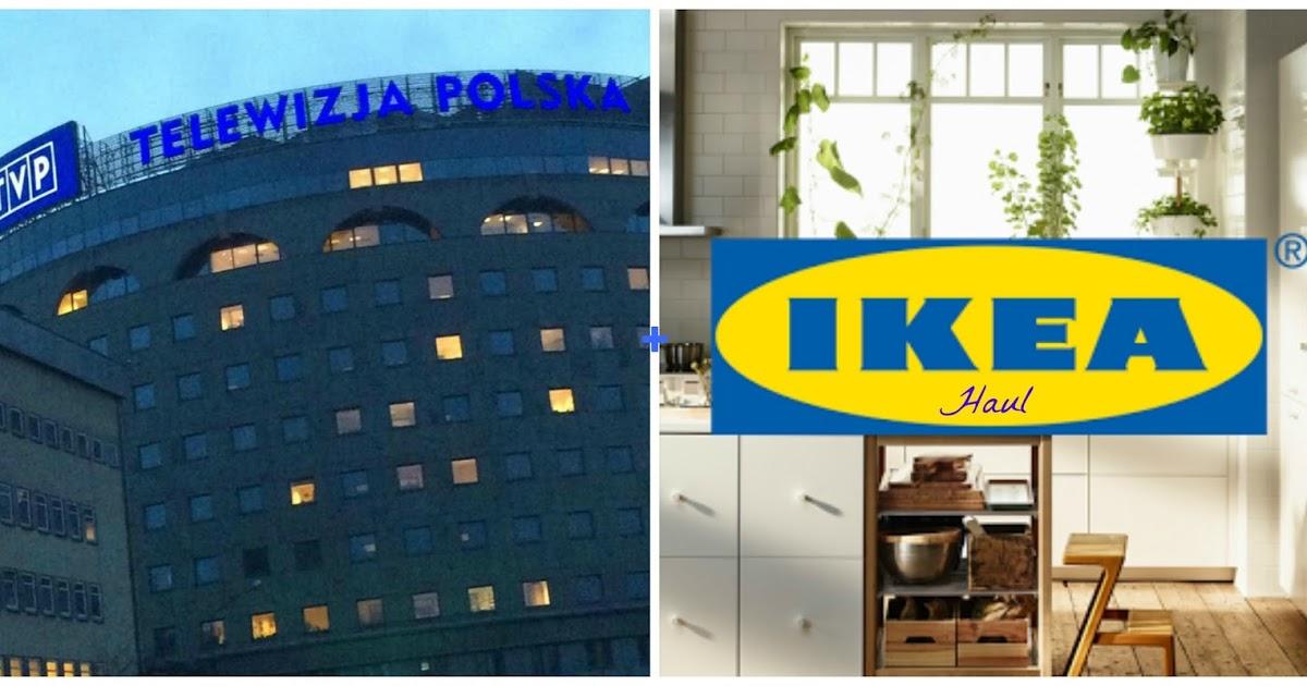 mellodis: ❤ Wizyta w telewizji  mini haul z Ikei ❤