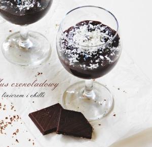 Lekki mus czekoladowy