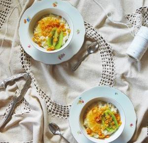 Kuchnia Ellie: Kremowy ryż na mleku - najlepszy!