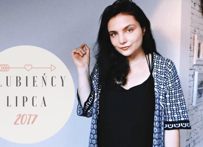 ULUBIEŃCY LIPCA 2017   zdrowe batoniki, wegańskie pasztety i estetyczne słomki