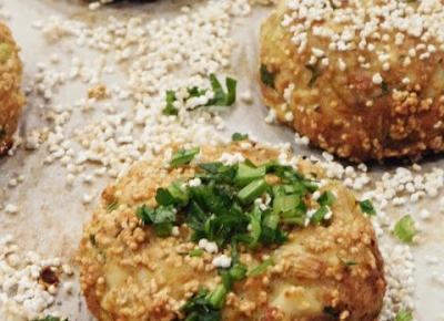 Kuchnia Ellie: Kotlety z jajek i wędzonej makreli