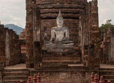 Dwie stolice, dwa królestwa. Sukhothai czy Ayutthaya? - Nieznaneścieżki.pl