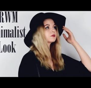 Get ready with me: Minimalist Look ♥