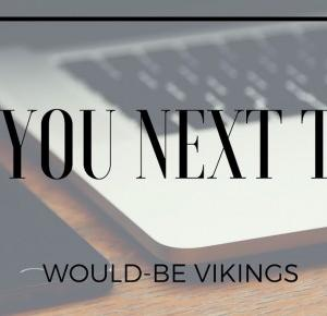 We're the would-be vikings! - Michalina Rychcik: PO CO NAM INTERNETOWY FEJM?