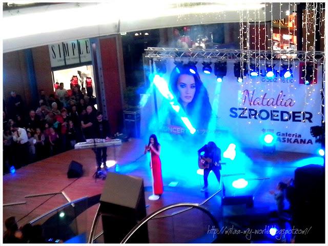 Milaa: Special Entry - Koncert Natalii Szroeder