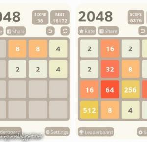 Milaa: #Recenzja gry - 2048