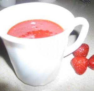 Milaa: Koktajl truskawkowy