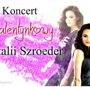 Milaa: Walentynki z Natalią Szroeder