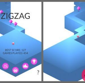 Milaa: #Recenzja gry - ZigZag