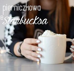 Milion i Oliwka: Kawa pierniczkowa jak ze Starbucksa