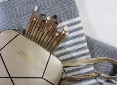 Rosewholesale haul | Makeup brushes, chokers, shawl, bag & watches | Emilia Miller
