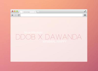 Minimal Happy: Pomysły na Prezenty Mikołajkowe dla Bliskich (DDOB x DaWanda)